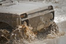 Free Extreme Off-road Stock Photos - 14316413