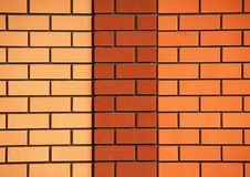 Free Three-coloured Brick Wall Stock Photos - 14316793