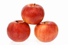 Free Red Apple Royalty Free Stock Photos - 14317958