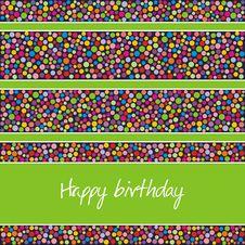 Free Postcard On Birthday Stock Photo - 14317980