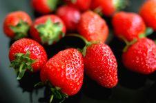 Free Strawberry Royalty Free Stock Photos - 14318188
