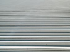 Free Metal Sheet Roof Stock Photography - 14318462