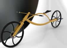 Free Designing Bicycle Stock Images - 14319194