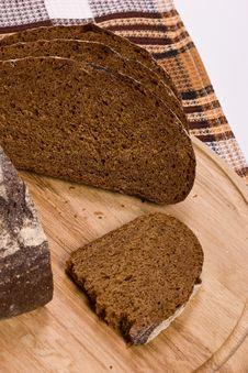 Free Brown Bread Royalty Free Stock Photos - 14319848