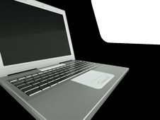 Free 3d Computer Stock Image - 14319871