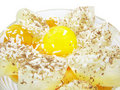 Free Pineapple Dessert Stock Photography - 14321112