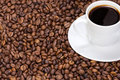 Free Ceramic Cup Wit Coffee Stock Photo - 14323860