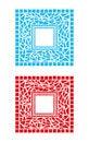 Free Mosaic Frame Stock Images - 14325474