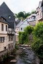 Free Old European Town. Stock Image - 14329391