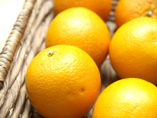 Free Oranges Royalty Free Stock Photography - 14321187