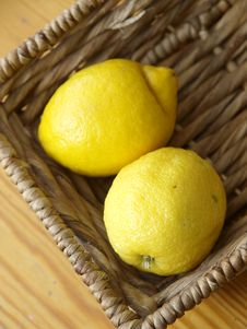 Free Lemons Royalty Free Stock Image - 14321266