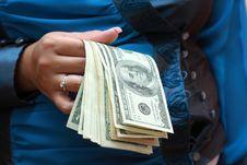 Free Money Stock Photo - 14322020