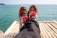 Free Shoe Retro. Stock Photography - 14322482