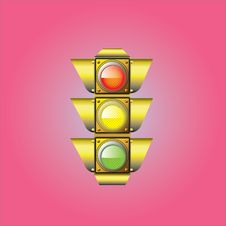 Free Traffic-light Stock Photography - 14322502
