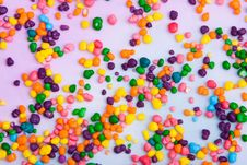 Free Vibrant Colored Candy Stock Image - 14322701