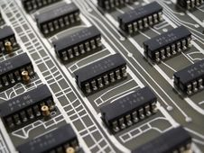 Free Circuit Board Stock Photo - 14322720