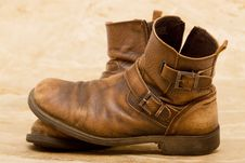 Free Old Boots Stock Images - 14322924