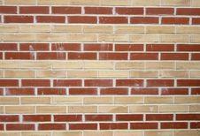 Free Brickwall Royalty Free Stock Photography - 14322957