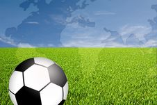 Free Football Illustration Stock Photo - 14323900