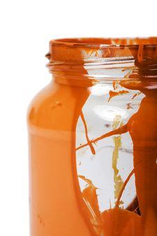 Free Glass Jar Royalty Free Stock Image - 14324866