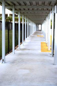Free School Corridor Stock Photos - 14325033