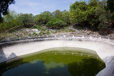 Free Dry Pool. Stock Photo - 14325170