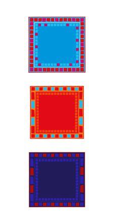 Free Mosaic Frame Royalty Free Stock Photos - 14325458