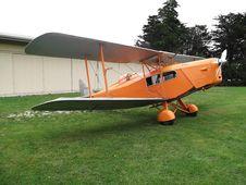 Free De Havilland Foxmoth Royalty Free Stock Image - 14326376
