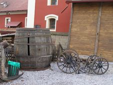 Free Vintage Agricultural Instrunemts Stock Photos - 14326953