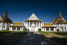 Free Wat Thep Ti Da Ram Stock Photography - 14327242