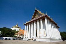 Big Temple Royalty Free Stock Photos