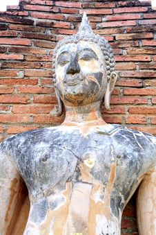 Free Sukhothai Historical Park Royalty Free Stock Photos - 14328188