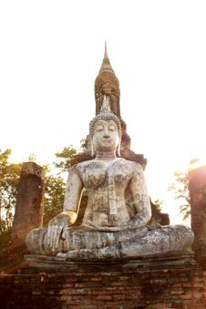 Free Sukhothai Historical Park Royalty Free Stock Photo - 14328205