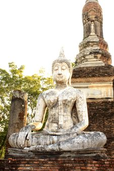 Free Sukhothai Historical Park Stock Photo - 14328230