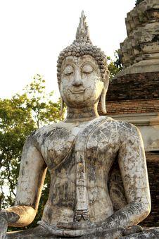 Free Sukhothai Historical Park Stock Images - 14328264