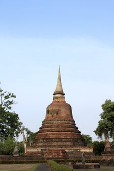 Free Sukhothai Historical Park Stock Photography - 14328292