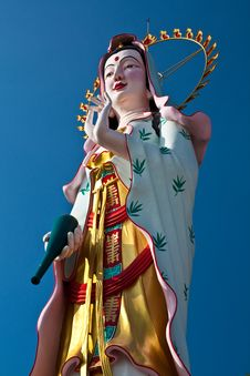 Free A Goddess Statue Royalty Free Stock Images - 14328319