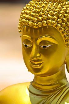 Free Statue Of Buddha Royalty Free Stock Photography - 14328407
