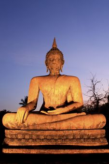 Free Sukhothai Historical Park Stock Photography - 14328412