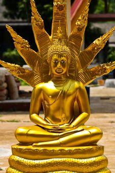 Free Statue Of Buddha Royalty Free Stock Photography - 14328417