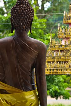 Free Statue Of Buddha Royalty Free Stock Photo - 14328445