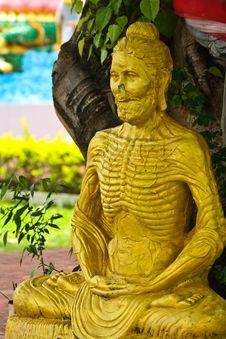 Free Statue Of Buddha Royalty Free Stock Photo - 14328465