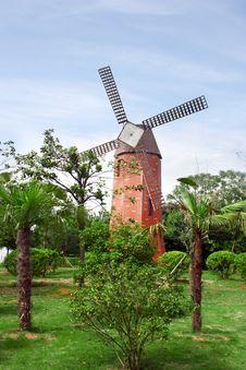 Free Windmill Stock Photos - 14328603