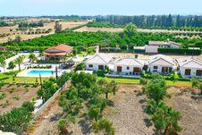 Free Cyprus Rural Landscape Stock Photo - 14328830
