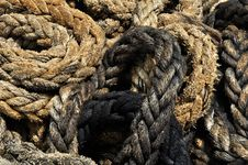 Free Rope Royalty Free Stock Photography - 14328907