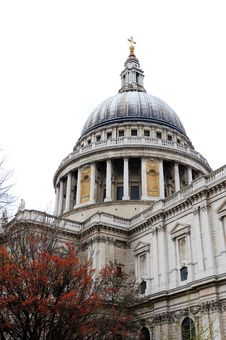 Free St. Paul Cathedral, London Royalty Free Stock Photography - 14329157