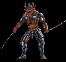 Free Samurai Warrior Royalty Free Stock Images - 14329269