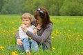 Free Mum With A Daughter Stock Photos - 14332413