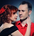 Free Beautiful Couple In Love Stock Photography - 14335362
