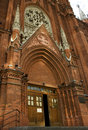 Free Gothic Cathedral In Moscow Stock Photography - 14336492